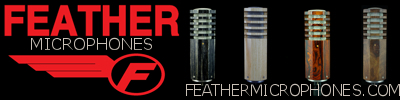 Feather Microphones